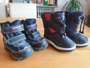 Stiefel  Schuhe Jungen Grösse 21 und 22