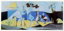 Pablo Picasso - La Joie De Vivre Poster (100x50cm) #37641