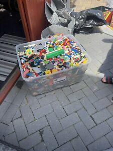 Lego pieces 1Kg/1000g mixed bundle job lot various Colours Lots Available
