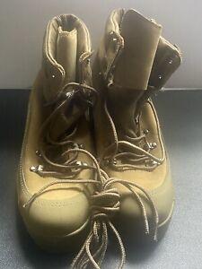 Bates Gore-Tex E03412A Mens Mountain Combat Hiker Boots Size 10.5 R Military EUC
