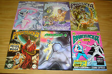 Phantacea #1-6 VF/NM complete series + phase one - underground comics - dave sim