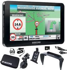 "New S8110 Truckmate Pro GPS Truck HGV Sat Nav 7"" Freeview TV UK/ROI EU Maps"