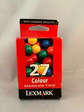 Lexmark Ink Cartridge 27