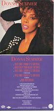CD Single CD SINGLE Donna SUMMER - Stock Aitken Waterman - PWL This Time I Know