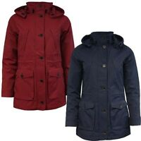 Timberland Abington Field Womens Waterproof Hooded Jackets 4932J UA10
