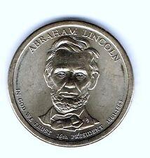 2010-D $1 Abraham Lincoln Brilliant Uncirculated 16TH Presidential Dollar Coin!