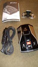Cobra iRad - Radar & Laser Detector Updateable Ivt/Voice/Oled/Bluetooth