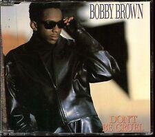 BOBBY BROWN - DON'T BE CRUEL - CD MAXI [1978]
