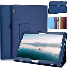 Leather Flip Smart Stand Case For Huawei T5 10 T3 10 T10s Tablet Magnetic Cover