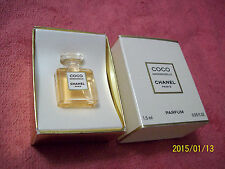 mini Chanel COCO Mademoiselle pure perfume/parfum new,boxed,women,Made in France