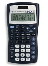 Ti-30 X II S Texas Instruments Solar Taschenrechner Schulrechner Rechner NEU OVP