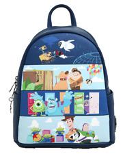 Loungefly Disney Pixar Panel Scenes Mini Backpack - BoxLunch Exclusive