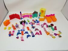 Polly Pocket Lot, Furniture,  clothes