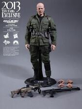 Hot Toys MMS206 1/6 GI G.I Joe Retaliation Bruce Willis Joe Colton Exclusive
