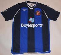 AWAY SHIRT UMBRO SUNDERLAND 2008-09 (M) Jersey Trikot Maillot Maglia Camiseta