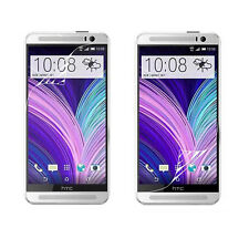 Clear Crystal Transparent LCD Screen Protector Guard Shield For HTC One M8 2014