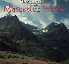 "MARANATHA! MUSIC ""MAJESTIC PRAISE"" LP 1987 sealed"