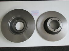 ROVER P6 3500 V8 FRONT BRAKE DISC'S (PAIR) - UK MADE