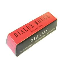 DIALUX ROUGE RED POLISH JEWELERS POLISHING COMPOUND GOLD JEWELRY HIGH SHINE