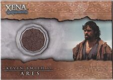 XENA BEAUTY & BRAWN COSTUME INSERT CARD C1 KEVIN SMITH ARES LIGHT BROWN VAR.2