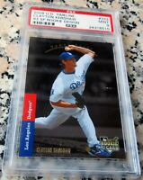CLAYTON KERSHAW 2008 Upper Deck Rookie Card RC 1993 SP PSA 9 MINT Dodgers HOT $$