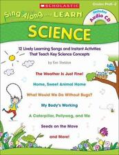 Sing-Along and Learn: Science: 12 Lively Learning Songs and Instant Activities T