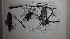 Charles Marcon - Encre sur papier grand format