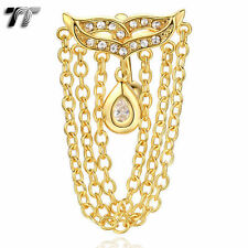 Stone Ring Body Piercing Jewellery