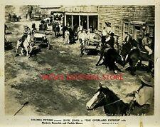 "Buck Jones The Overland Express Original 8x10"" Photo #M1709"