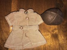 Tiny Terri Lee Doll Clothing Scouting Brownie Uniform