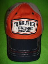 KENWORTH HAT:    YOUTH FUTURE DRIVER    *FREE SHIPPING IN ALL OF THE U.S.A.*