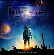 Nitrate Realworld Melodic Rock Cd (20th July Release) (Zinatra, Bon Jovi, Crue)