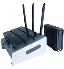 HelleX -Network Devices Cooling Management Station For Cable Modem And WiFi ETC!