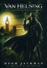 Van Helsing - The London Assignment (Animated) - Each Dvd $2 Buy At Least 4