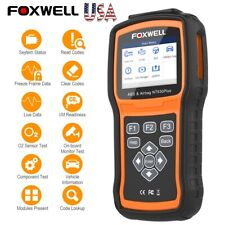 Foxwell ABS SAS SRS Reset Engine Code Reader OBDII Car Diagnostic Scanner Tool