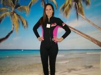 Wetsuit 3 MM size Small to 5x Plus Size Full Suit Stretch Series Scuba 8805HPXS