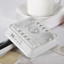8 LED Light Lamp PIR Auto Sensor Motion Detector Wireless Infrared For Home HOT