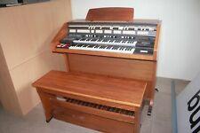 Wersi-Orgel ZENIT mit Vollpedal in gutem Zustand