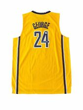 Paul George Indiana Pacers Alternate Signed Jersey JSA