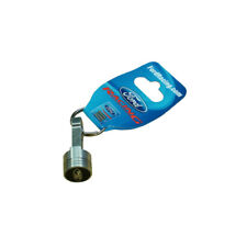 Proform Key Chain 302-700; Ford Racing Polished