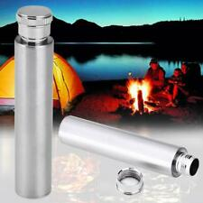 Stainless Hip Flask Wine Pot Hip Flask Whisky Flagon Fishing Alcohol Bottle