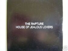 THE RAPTURE HOUSE OF JEALOUS LOVERS FRANCE PROMO CD