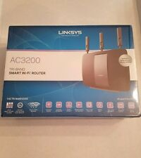 NEW Linksys EA9200-4A Wireless AC3200 Tri-Band Smart Wi-Fi Router- Retail ~$299