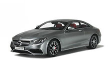 MERCEDES-BENZ AMG S63 COUPE  GT SPIRIT 1/18