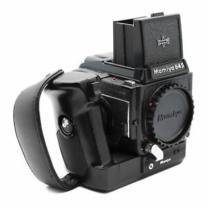 Mamiya M645 1000S Medium Format SLR Camera (6 Months Warranty)