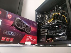 AMD Radeon™ RX 6700 XT MSI MECH 2X