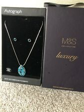 necklace gift set Swarovski Elements