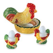 Reutter Porzellan Hühnerset Ei Eier / Chicken Set Puppenstube 1:12 Art 1.492/8