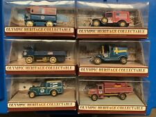 Matchbox Olympic Heritage Collectables