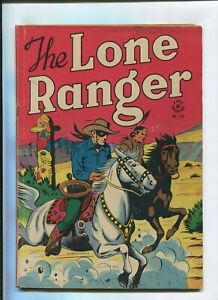 DELL 4 COLOR #118 (4.0) *THE FISHERMAN COLLECTION* LONE RANGER